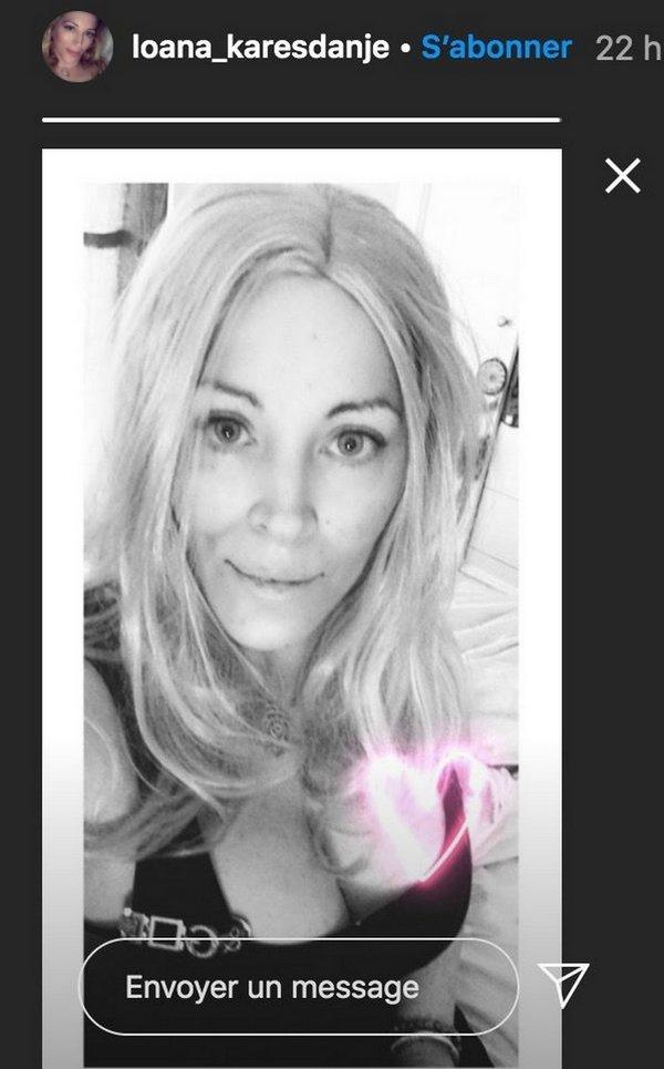 Loana Confinee Elle Donne Enfin De Ses Nouvelles Sur Instagram