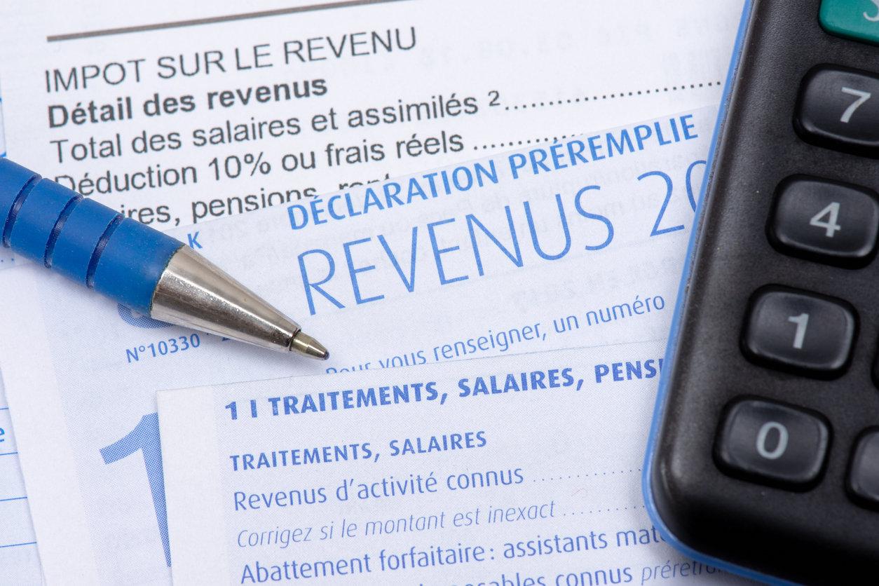 Impôts sur le revenu : mauvaise nouvelle pour certains contribuables