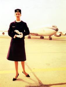 3 Le Tailleur D Hiver D Air France En 1969 Planet
