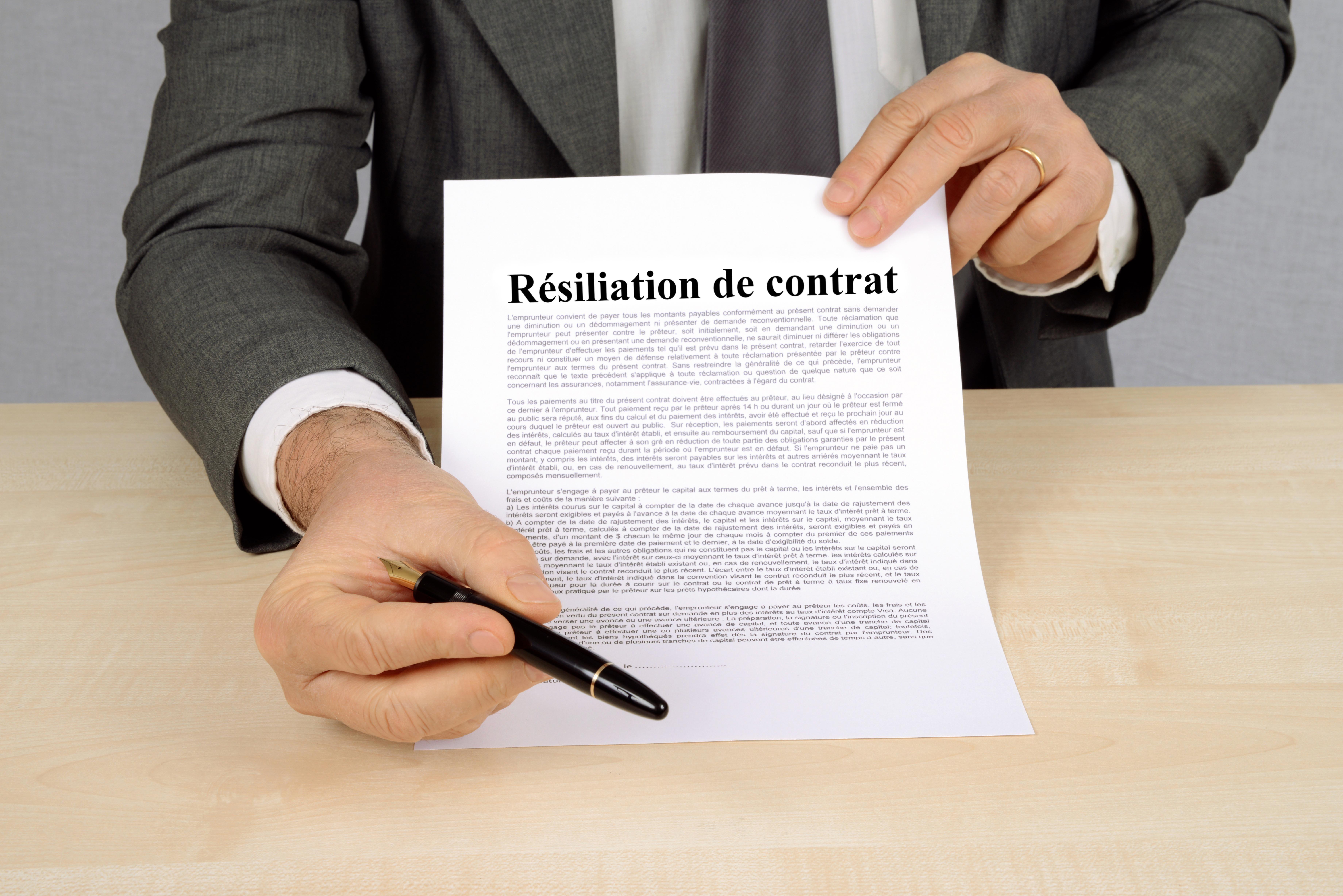 Mutuelle Comment Résilier Un Contrat Après Un Décès