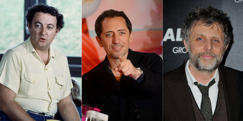 Qui sont les 10 humoristes masculins que vous préférez ?