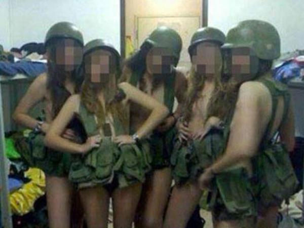militaire viole de femme
