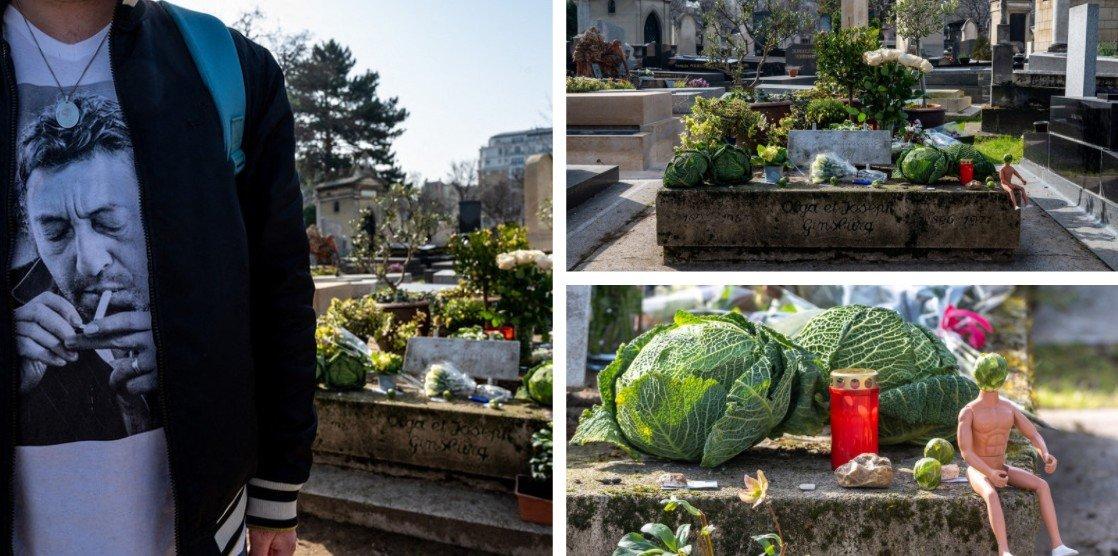 Tombe de Serge Gainsbourg : à quoi ressemble-t-elle aujourd'hui ? - Planet.fr