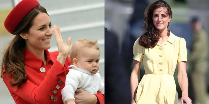 Kate Middleton : 10 photos de son opération séduction à Buckingham Palace