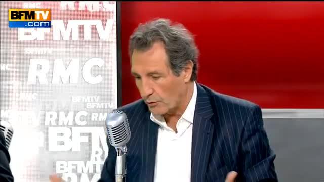 """Anne Hidalgo: """"Paris ne peut pas être un campement géant"""" - 23/09"""