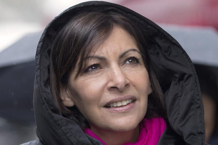 Paris – Anne Hidalgo