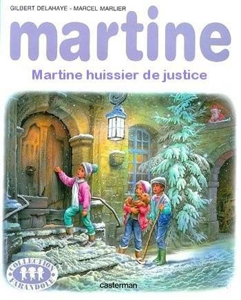 Martine Huissier De Justice Planet