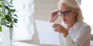 Déclarée morte par sa caisse de retraite, elle ne reçoit plus sa pension