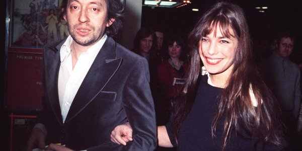 COUPLE MYTHIQUE - Serge Gainsbourg et Jane Birkin, un couple inoubliable
