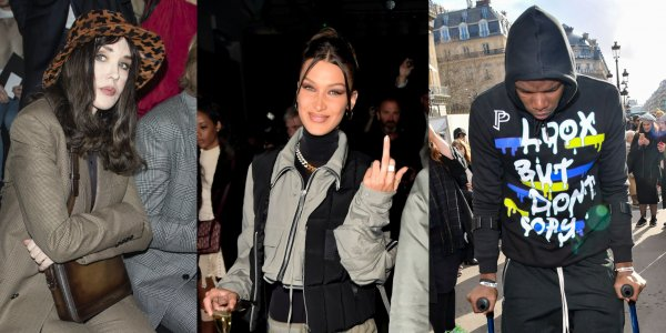 Isabelle Adjani, Paul Pogba... Les people à la Fashion Week Hommes de Paris