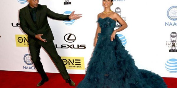 Les plus beaux looks en duo de Will Smith et Jada Pinkett Smith