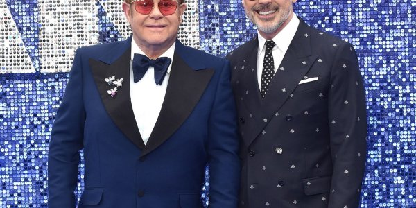Elton John : qui est son mari David Furnish ?