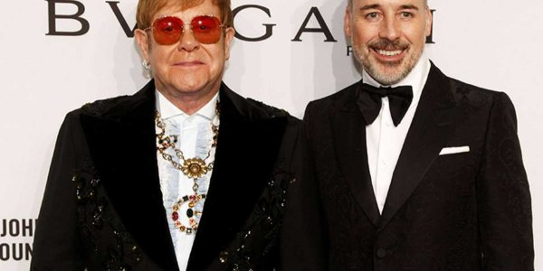 Elton John : qui est son mari, David Furnish ?