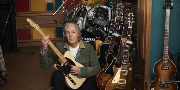 "Paul McCartney sort un nouvel album : 4 choses à savoir sur ""McCartney III"""