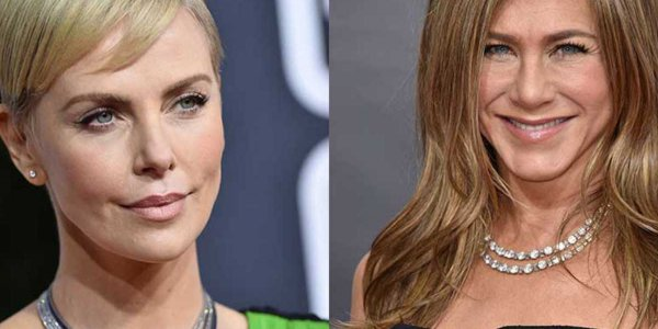 Charlize Theron cheveux courts, Jennifer Aniston radieuse aux Golden Globes 2020 (PHOTOS)
