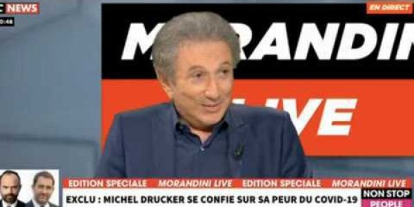 La terrible inquiétude de Michel Drucker face au coronavirus