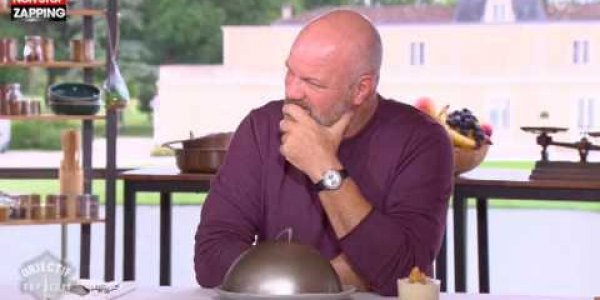 "Objectif Top Chef : Philippe Etchebest perplexe face un candidat ""trop mou"""