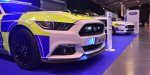 La Ford Mustang version police anglaise