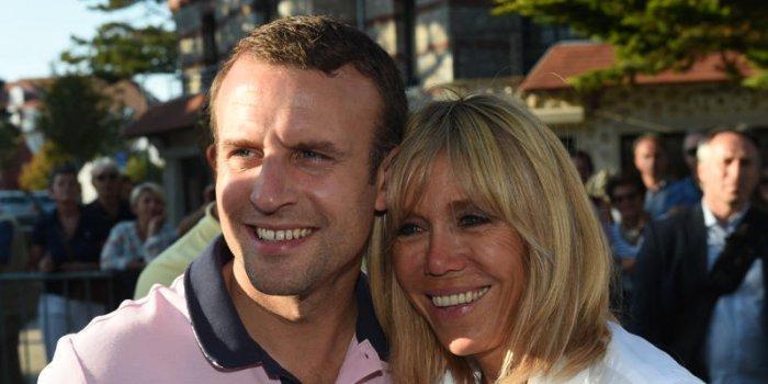 Emmanuel Macron Et Brigitte Trogneux Cinq Choses Que Vous Ne Savez Peut Etre Pas Sur Leur Couple