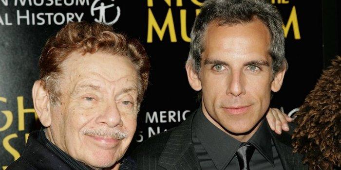 L'acteur Jerry Stiller, père de Ben, est mort à 92 ans