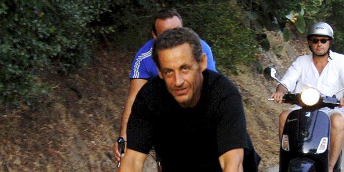 Nicolas Sarkozy Ses Petits Plaisirs De Vacances