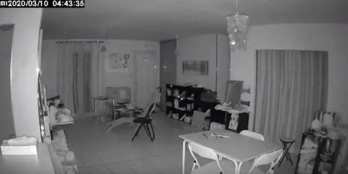 Saint-Michel : un phénomène étrange est filmé dans un pavillon Vignette-focus