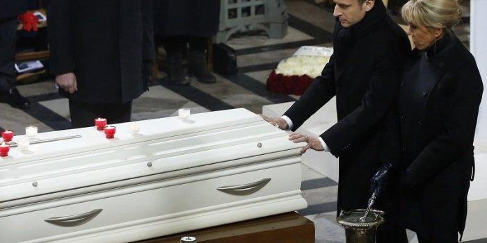 Cercueil De Johnny Hallyday Alexandre Benalla Fait Des