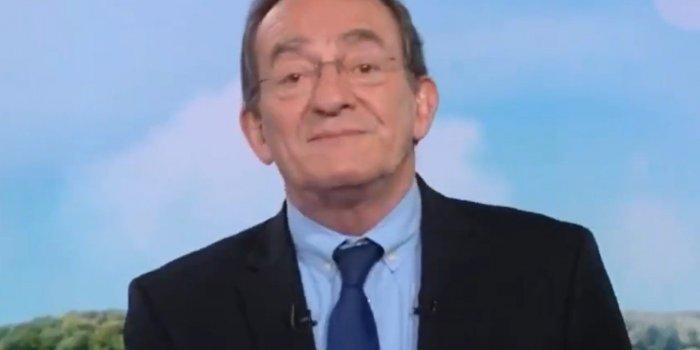 Les larmes de Jean-Pierre Pernaut pour son dernier journal