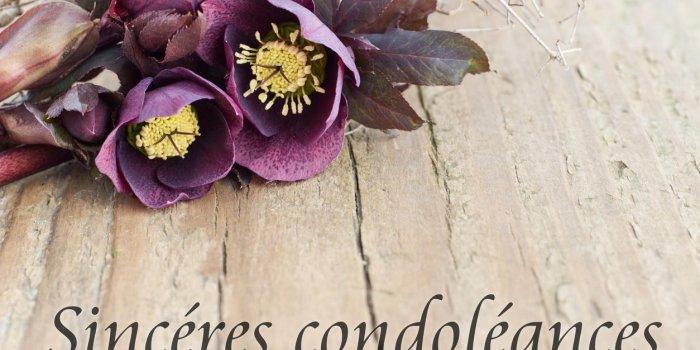 Deuil Et Condoleances Les Regles Pour Rediger Un Message