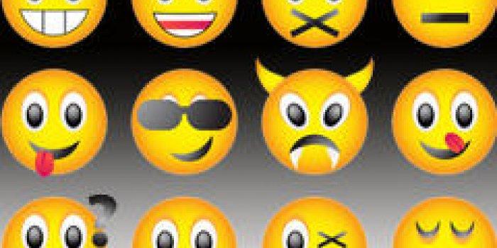 Que Veulent Dire Les émoticônes Et Les Smileys