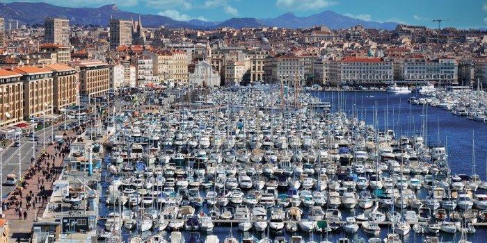 Marseille vraiment moins touchée par le coronavirus ?