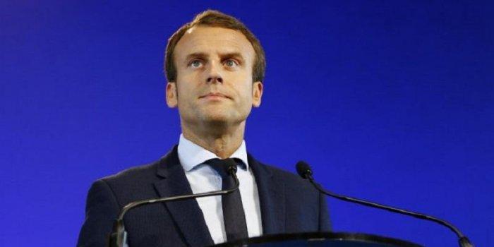 Emmanuel Macron évoque un