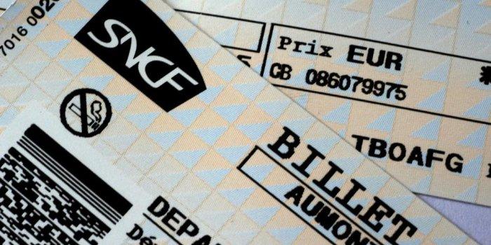 Ne ratez pas ces billets à moins de 10 euros — SNCF