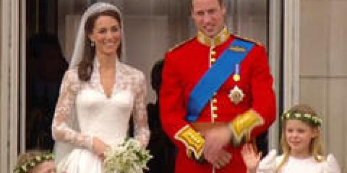Kate et William : le mariage en direct!