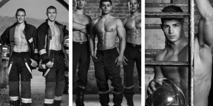 Calendrier 2020 Pompiers.Photos Decouvrez Le Calendrier Sexy Des Pompiers 2020
