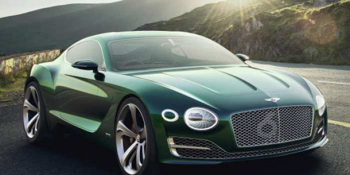 En images : la Bentley EXP 10 SPEED 6, sportive grand luxe