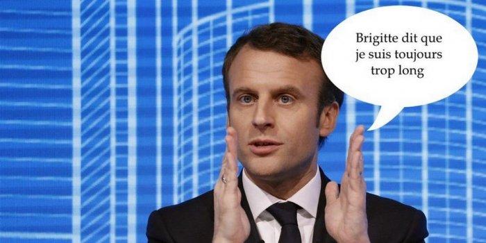 Perles Maladresses Et Gaffes 10 Citations Marquantes D Emmanuel Macron