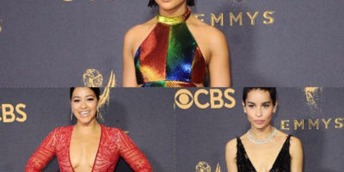 PHOTOS Les robes les plus impressionnantes des Emmy Awards