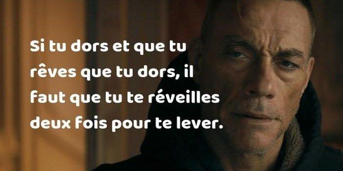Les Meilleures Perles De Jean Claude Van Damme