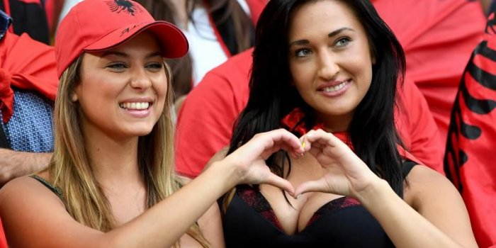 Photos : les plus jolies supportrices de l'Euro 2016
